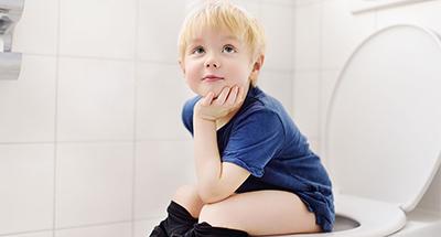 دلایل و درمان یبوست در کودکان