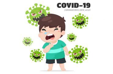 بیماری کرونا در کودکان