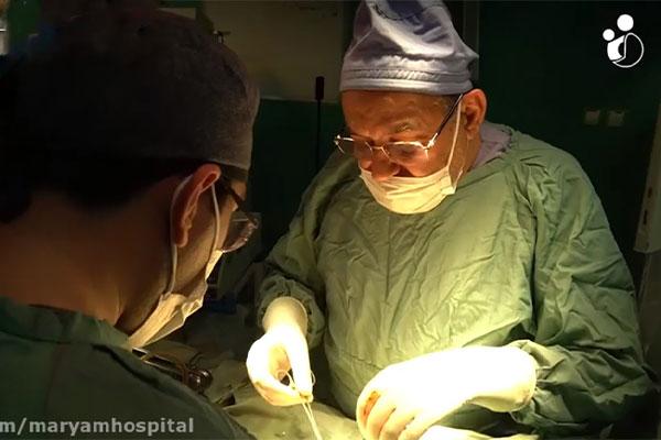 عمل دکتر دلشاد