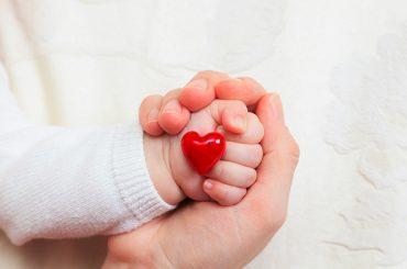 نقص مادرزادی قلب در نوزادان