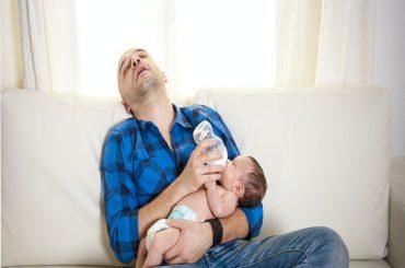 6 عامل بی خوابی نوزادان