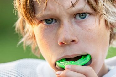 درمان دندان قروچه در کودکان
