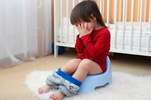 یبوست در کودکان