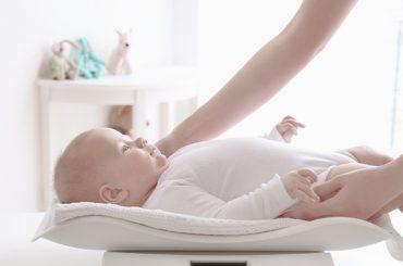عدم وزن گیری نوزادان